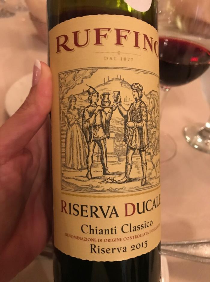 Ruffino Chianti Classico 2013_Rialto at Carle Place_NSM GPNY